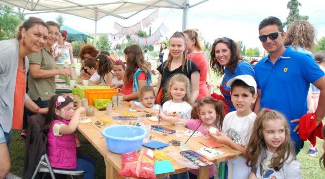 3ο φεστιβάλ περιβαλλοντικού παιχνιδιού στο Δέλτα Αξιού