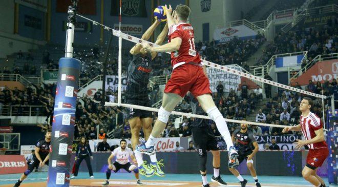 Στην ΕΡΤ οι αγώνες της Volley League