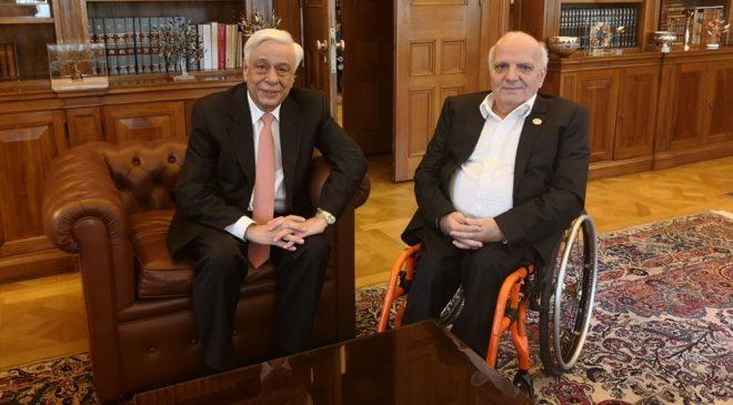 Η Ελληνική Παραολυμπιακή Επιτροπή για το θάνατο του Γιώργου Φουντουλάκη