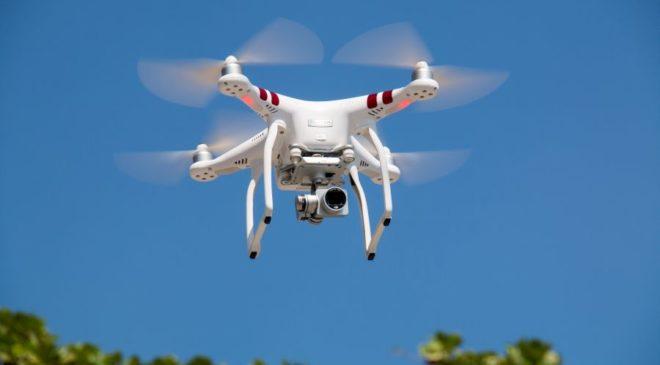 Με Drones η καταπολέμηση των κουνουπιών στο Δήμο Θερμαϊκού!