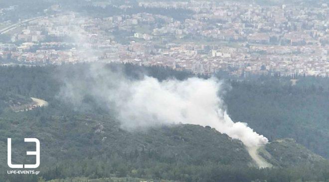 Θεσσαλονίκη φωτιά Σέιχ Σου