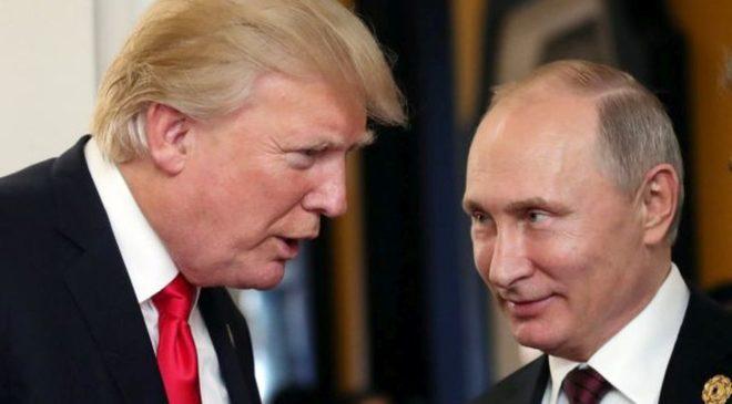Τραμπ: «Είχαμε εξαιρετικό και σημαντικό συντονισμό με τη Μόσχα»