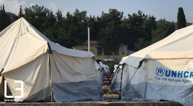 5.000 και πλέον πρόσφυγες και μετανάστες στις εγκαταστάσεις της ΑΡΣΙΣ στη Θεσσαλονίκη