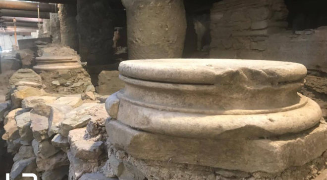 """Ταχιάος: """"Μέχρι τον Δεκέμβριο θα έχουν αποσπαστεί τα αρχαία από το σταθμό Βενιζέλου"""""""