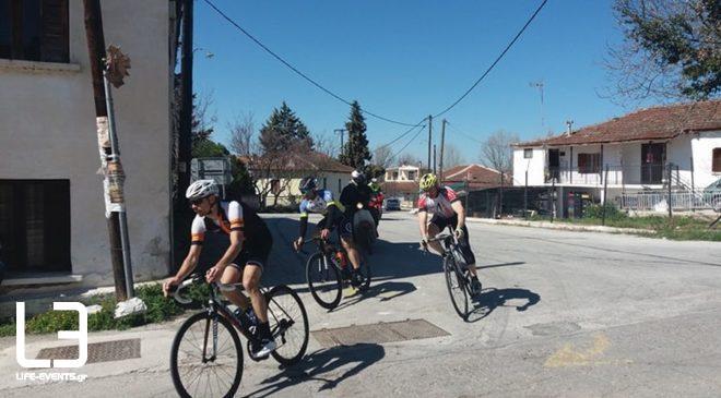 Διεθνής ποδηλατικός αγώνας «Μ. Αλέξανδρος» στο Κιλκίς (ΦΩΤΟ)