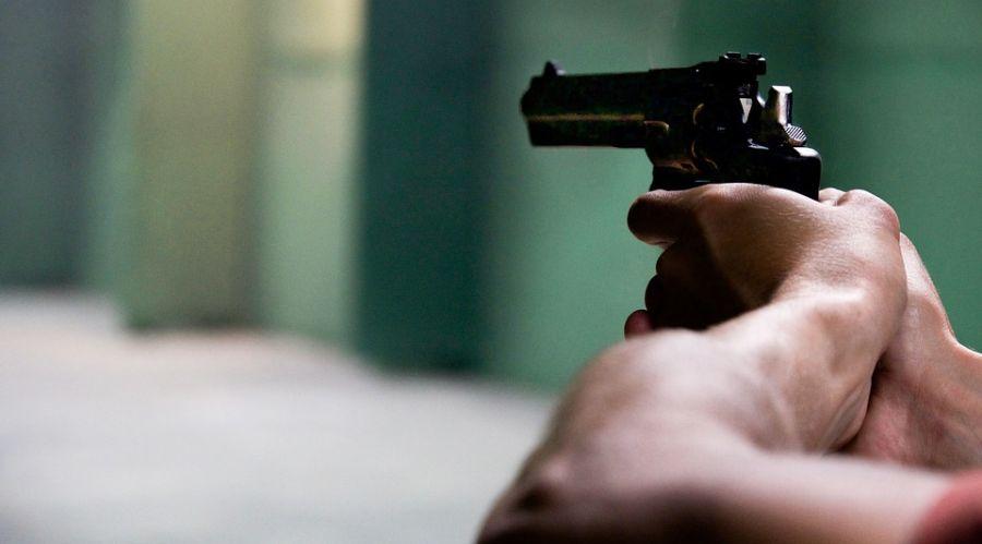 όπλο μάρκετ ένοπλοι αστυνομικός