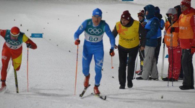 Χειμερινοί Ολυμπιακοί Αγώνες: Ποδαρικό με Αγγέλη