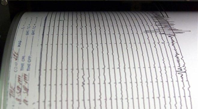 Σεισμός πολύ κοντά στις Σέρρες