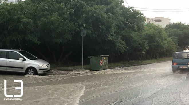 Σφοδρή καταιγίδα στην Κέρκυρα – Επιχείρηση διάσωσης 41χρονου