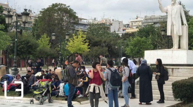 Προσωρινή διαμονή σε αναγνωρισμένους πρόσφυγες προσφέρει η κυβέρνηση