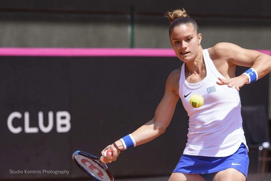 Ολυμπιακοί Αγώνες: Αποκλείστηκε από την Ελίνα Σβιτολίνα η Μαρία Σάκκαρη