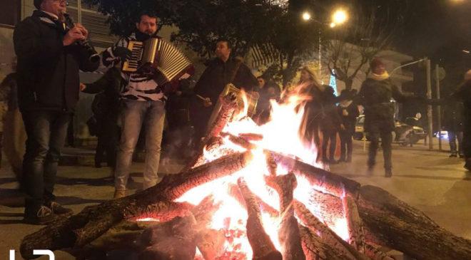 Οι «Κλαδαριές» ανάβουν στο δήμο Νεάπολης-Συκεών