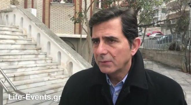 """Κ. Γκιουλέκας: """"Κακή για τα εθνικά συμφέροντα η Συνθήκη των Πρεσπών"""""""