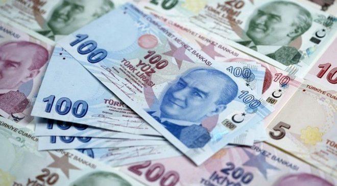 λίρα Τουρκία