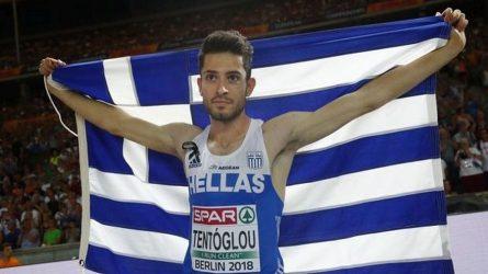 Μεγάλη επιτυχία: Πρωταθλητής Ευρώπης στο μήκος ο Τεντόγλου