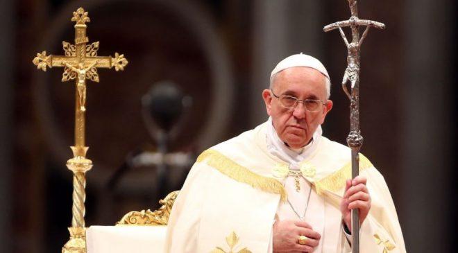 πάπας Φραγκίσκος Αγία Σοφία