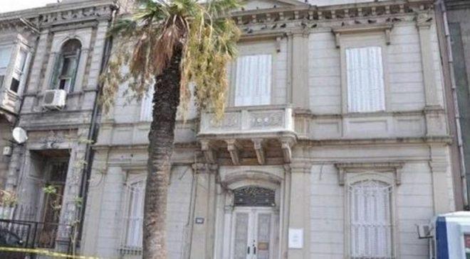 Η ιστορία του οικήματος που φιλοξενεί το ελληνικό προξενείο στη Σμύρνη