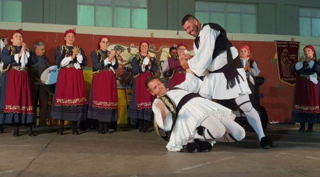 Η παραδοσιακή γιορτή σταφυλιού στο Νέο Ρύσιο (ΦΩΤΟ)