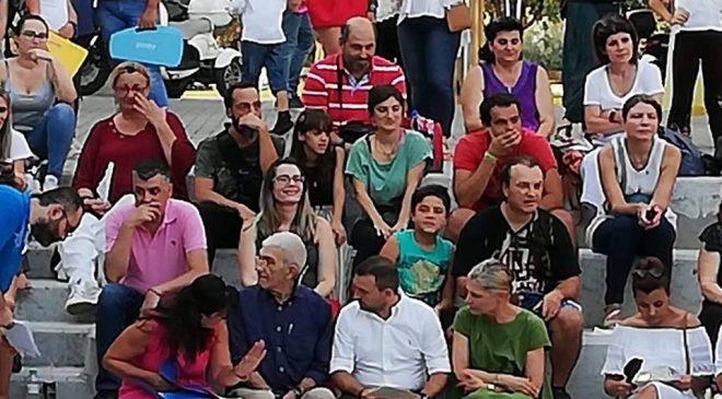Γιορτή θερινών σχολείων ΚΔΑΠ Δήμου Θεσσαλονίκης με πολλά δρώμενα (ΦΩΤΟ)