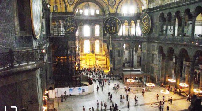 Οι ψηφοφόροι του Ερντογάν θέλουν να γίνει τζαμί η Αγιά Σοφιά