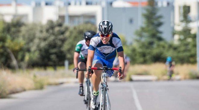 Έκλεψαν το ποδήλατο του πρωταθλητή Νίκου Παπαγγέλη