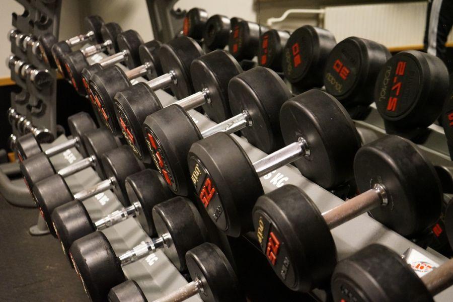 μηχανήματα γυμναστικής