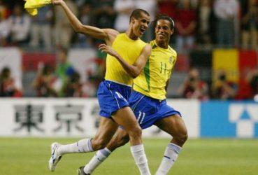 Ριβάλντο και Ροναλντίνιο προκαλούν στη Βραζιλία