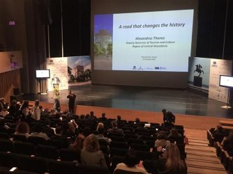 """Αρχισε στη Θεσσαλονίκη το παγκόσμιο συνέδριο τουρισμού """"Δρόμος του Μεταξιού"""""""