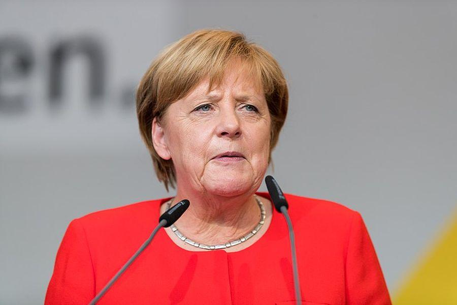 Μέρκελ Μόρια κορονοϊός Γερμανία Brexit