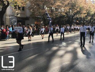 παρέλαση Θεσσαλονίκη