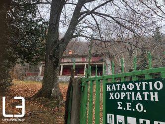Θεσσαλονίκη: Ερευνα για δικυκλιστή που εξαφανίστηκε στον Χορτιάτη