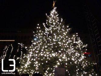 Φέτος κανένα χριστουγεννιάτικο δέντρο στα σκουπίδια