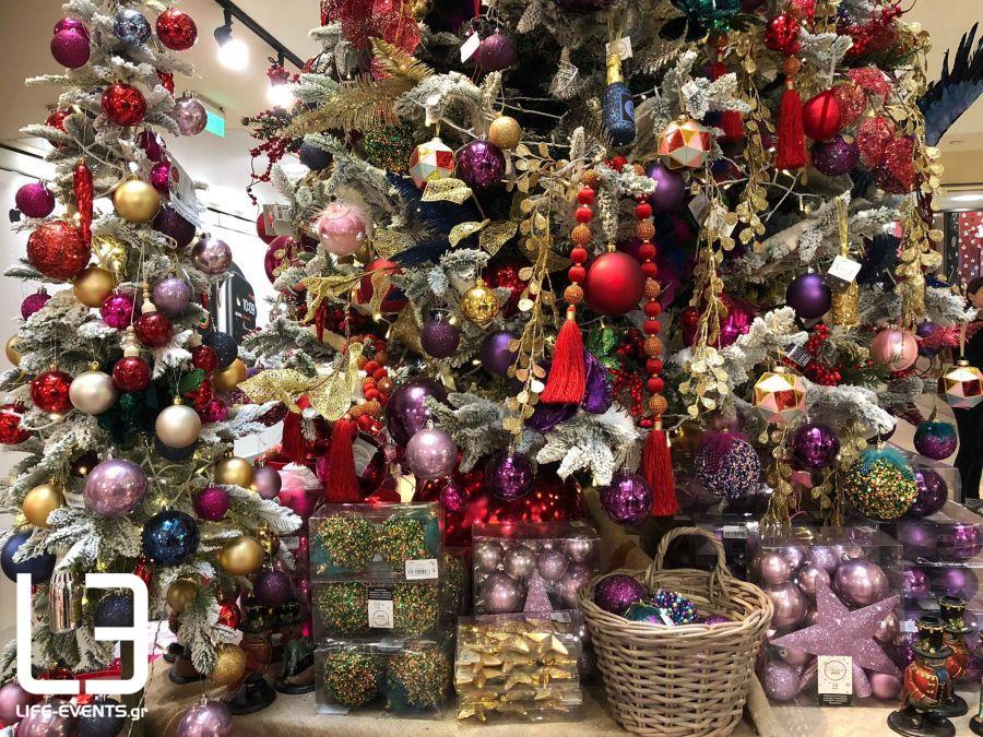 Χριστούγεννα καταστήματα Εποχικά καταστήματα σούπερ μάρκετ