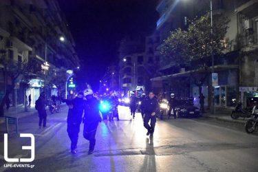 Συμπλοκή νεαρών στο κέντρο της Θεσσαλονίκης
