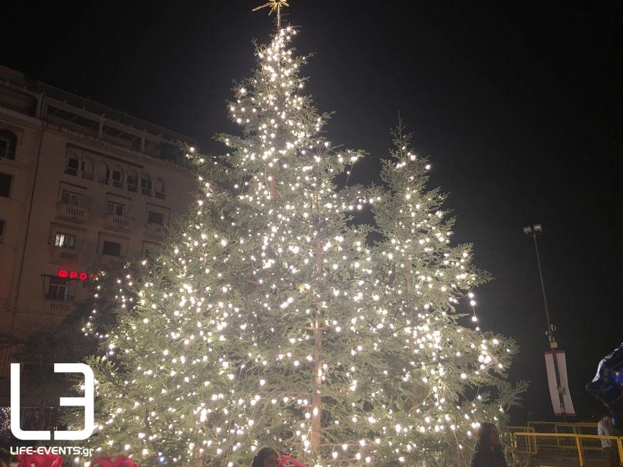 thessaloniki xristougenna christmas Χριστούγεννα Θεσσαλονίκης