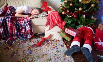 Προσέξτε πόσο αλκοόλ θα καταναλώσετε την Πρωτοχρονιά!