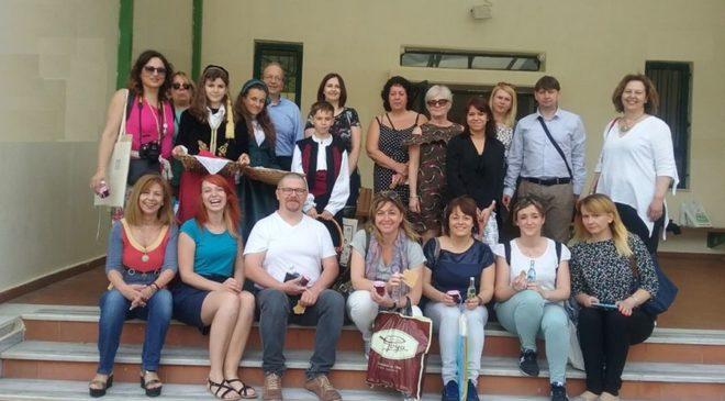 Οι θρύλοι της Ευρώπης στο δημοτικό σχολείο Ν.Ρυσίου