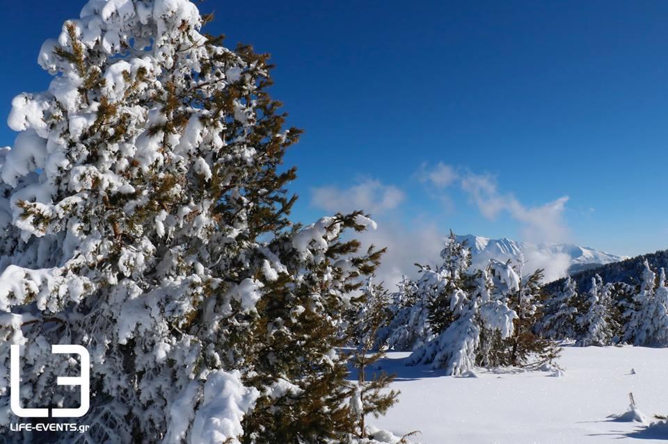 elatoxori xionodromiko snowboard xionia xeimonas pieria