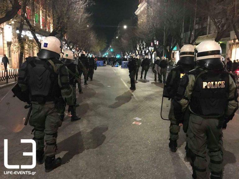 αστυνομικοί astynomia thessaloniki epeisodia