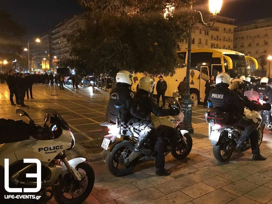 αστυνομία Θεσσαλονίκη Ασπροβάλτα