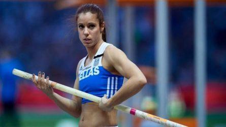 Ολυμπιακοί Αγώνες: Προκρίθηκαν στον τελικό του επί κοντώ Στεφανίδη και Κυριακοπούλου