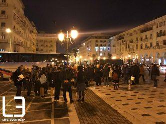 Συλλαλητήριο: Αναχώρησαν τα πρώτα λεωφορεία από Θεσσαλονίκη (ΒΙΝΤΕΟ & ΦΩΤΟ)