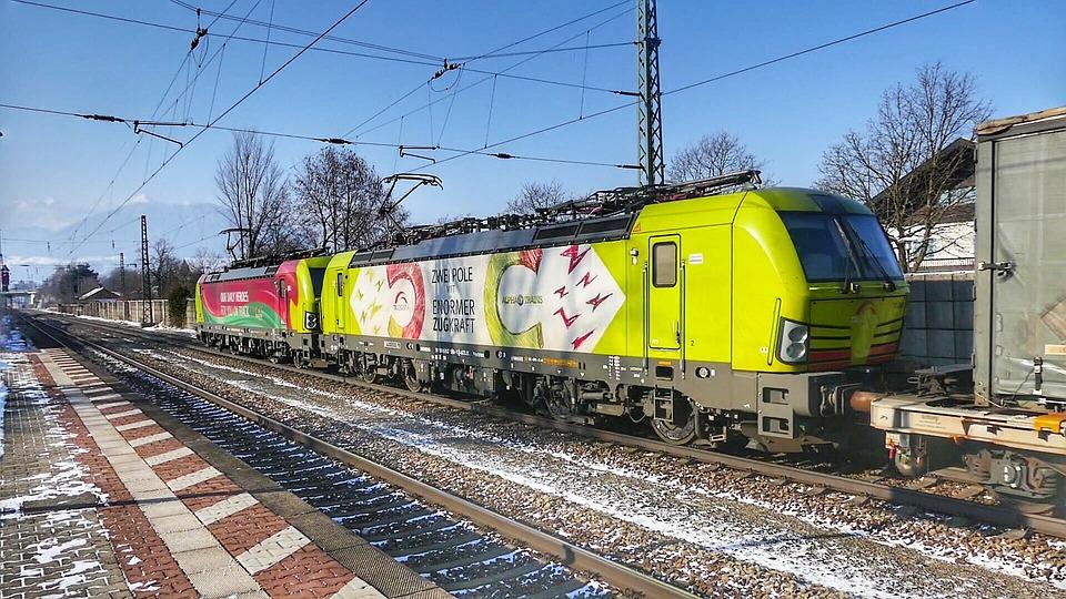 Τσεχία τρένο