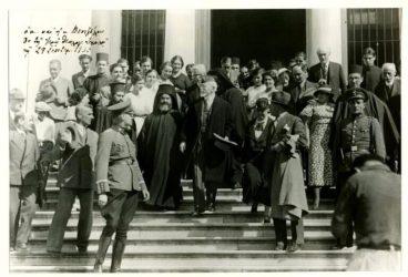 Θεολογική Σχολή Χάλκης: Oταν την επισκέφθηκε το 1933 ο Ελευθέριος Βενιζέλος