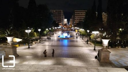 athina syntagma Αθήνα κορονοϊός