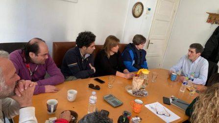 Χρ. Γιαννούλης: «Συνολικό σχέδιο ανάπτυξη για την Περιφέρεια Κεντρικής Μακεδονίας»