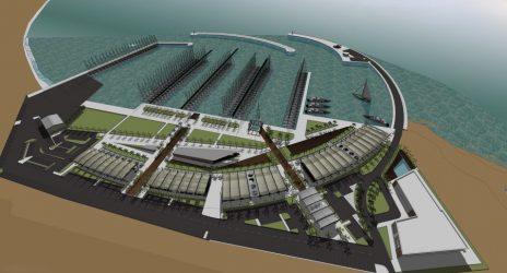 Απορρίφθηκε το σχέδιο σύμβασης για τη μαρίνα Πυλαίας