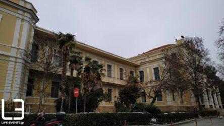 Θεσσαλονίκη Αγιος Δημήτριος κορονοϊού 35χρονου nosokomeio agios dimitrios