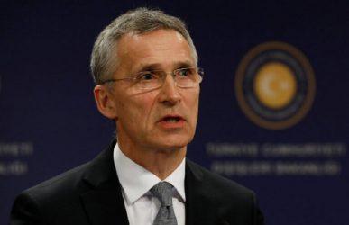 Γενς Στόλτενμπεργκ: «Η ένταση στην Αν. Μεσόγειο πρέπει να επιλυθεί στη βάση του διεθνούς δικαίου»