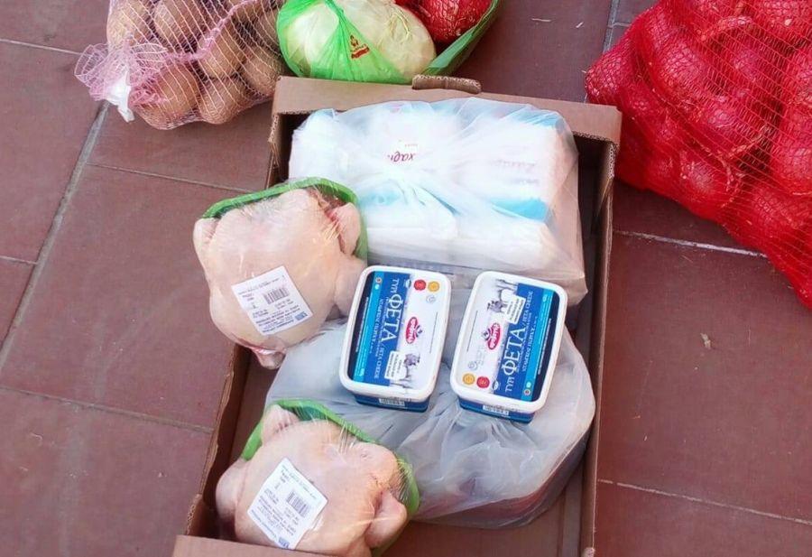 Δήμος Θεσσαλονίκης: Διανομή τροφίμων στους δικαιούχους ΤΕΒΑ